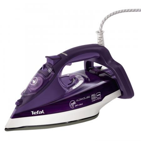лучшая цена Утюг Tefal FV9640E0 2600Вт фиолетовый