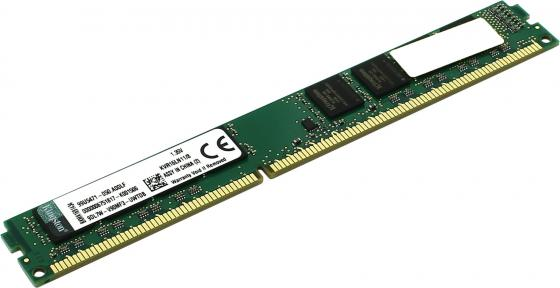 Оперативная память 8Gb (1x8Gb) PC3-12800 1600MHz DDR3 DIMM CL11 Kingston KVR16LN11/8 оперативная память 8gb pc3 12800 1600mhz ddr3 dimm foxline fl1600d3u11l 8g