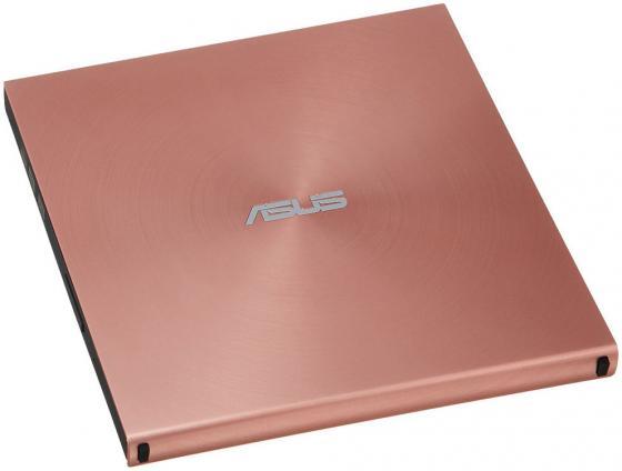 все цены на Внешний привод DVD±RW Asus SDRW-08U5S-U/PINK/G/AS USB 2.0 розовый Retail онлайн