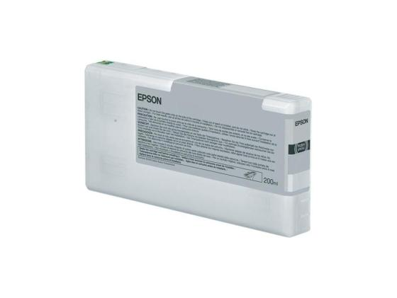 Фото - Картридж Epson C13T653500 для Epson Stylus Pro 4900 светло-голубой 200мл гель д бритья satincare radiant apricot 200мл
