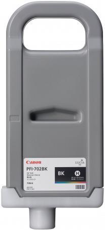 Картридж Canon PFI-702BK для iPF8100/9100 черный canon pfi 102c