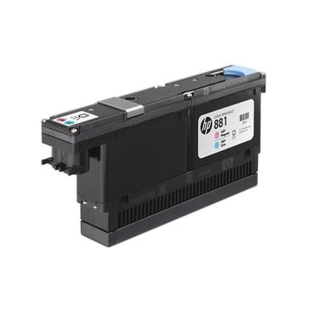 Печатающая головка HP CR329A №881 светло-голубой светло-пурпурный hp 70 c9390a светло голубой