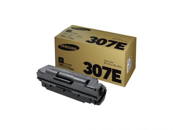 все цены на Тонер-Картридж Samsung MLT-D307E/SEE для ML-5010ND/ML-5015ND черный 20000стр