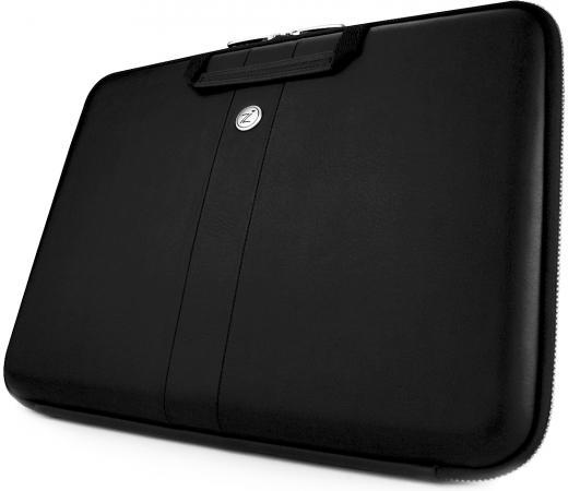 Сумка для ноутбука MacBook Air 13 Cozistyle Smart Sleeve кожа черный CLNR1309 кейс для macbook acme made smart laptop sleeve mb 13 wet black antic