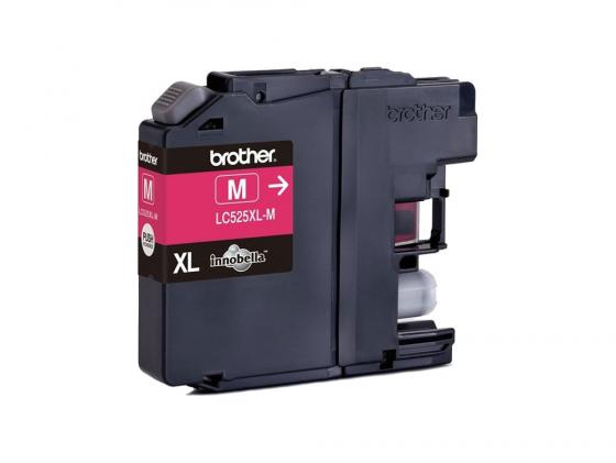 Картридж Brother LC525XLM для DCP-J100/J105 MFC-200 пурпурный brother lc1220y yellow картридж для brother dcp j525w mfc j430w mfc j825dw