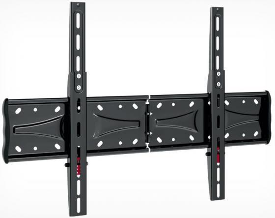 Кронштейн Holder PFS-4015 черный для ЖК ТВ 20-65 настенный от стены 28мм VESA 800х400 до 90кг кронштейн для тв wize wup55 black