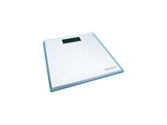 Весы напольные Medisana 40485 ISB белый цена