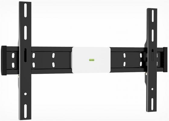 Кронштейн Holder LCD-F6608-B черный для ЖК ТВ 42-65 настенный от стены 35мм наклон 0° VESA 600x400 до 45 кг подставки для техники holder кронштейн lcd f6608 b черный