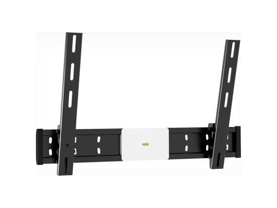 "Кронштейн Holder LCD-T6609-B черный для ЖК ТВ 42-65"" настенный от стены 68мм наклон -8°/+17° до 45 кг цена"