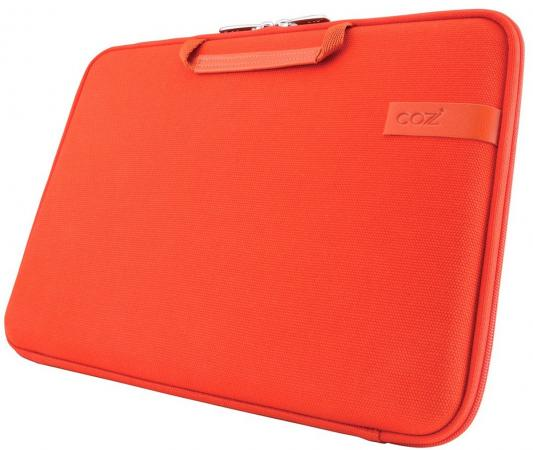 Чехол для ноутбука 11 Cozistyle Smart Sleeve хлопок кожа оранжевый CCNR1101 чехол 13 cozistyle smart sleeve оранжевый