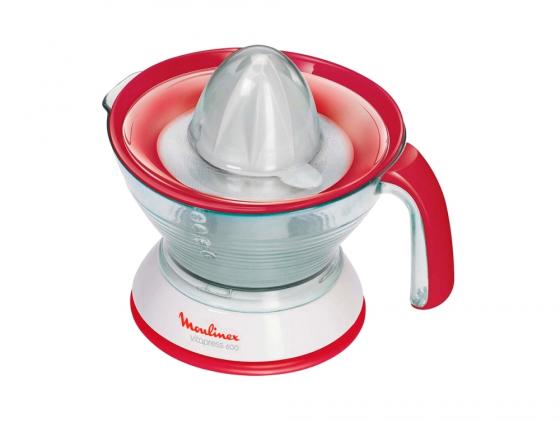 Соковыжималка Moulinex PC300110 — белый красный moulinex ju450g white red