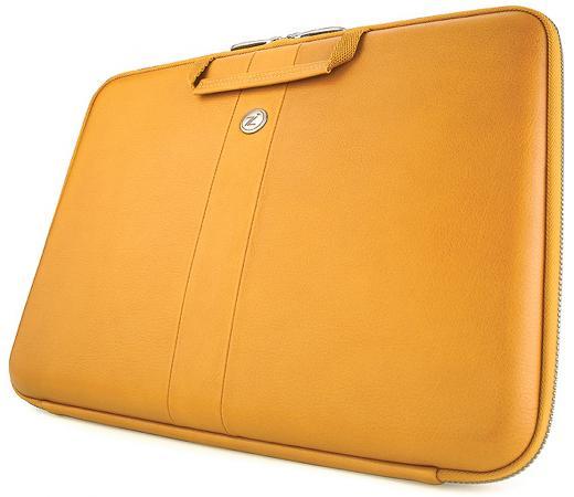 Чехол для ноутбука 13 Cozistyle Smart Sleeve натуральная кожа желтый CLNR1303 чехол 13 cozistyle smart sleeve оранжевый