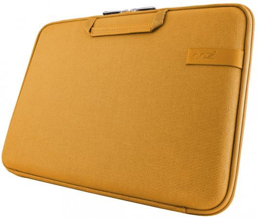 Чехол для ноутбука 13 Cozistyle Smart Sleeve хлопок кожа желтый CCNR1303 чехол 13 cozistyle smart sleeve оранжевый