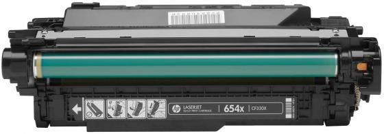 Картридж HP CF330X для HP Color LaserJet Enterprise M651dn Color LaserJet Enterprise M651n Color LaserJet Enterprise M651xh 20500 Черный картридж hp 656x cf460x для hp color laserjet enterprise m652dn m652n m653dn m653x черный