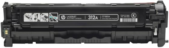 Картридж HP CF380A 312A для Color LaserJet M475/M476 черный alzenit kit unit assembly for hp 2025 2320 m351 m476 original used transfer belt printer parts on sale