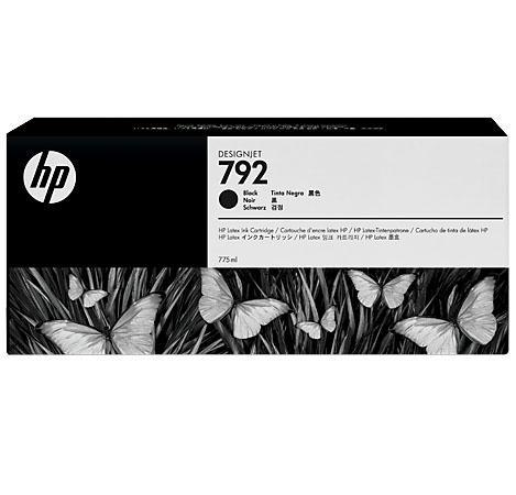 Картридж HP CN705A №792 для Designjet L26500 черный 775мл hot sales 80 printhead for hp80 print head hp for designjet 1000 1000plus 1050 1055 printer