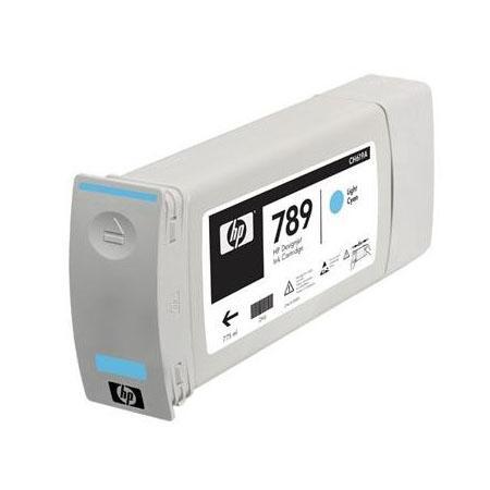 Картридж HP CH619A №789 для DesignJet L25500 светло-голубой 775мл картридж hp ch620a 789 для hp designjet l25500 светло пурпурный 775мл