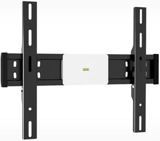 Кронштейн Holder LCD-F4611-B черный для ЖК ТВ 32-65 настенный от стены 35мм наклон 0° до 40 кг mizumi chain link compact
