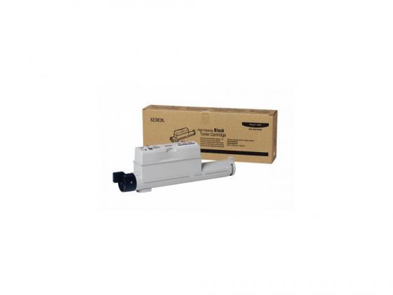 Тонер-Картридж Xerox 106R01221 для Phaser 6360 черный 18000стр картридж xerox 113r00692 phaser 6120 тонер картридж черный бол емкости