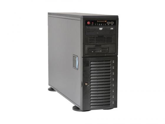 Серверный корпус E-ATX Supermicro CSE-743TQ-1200B-SQ 1200 Вт чёрный цена
