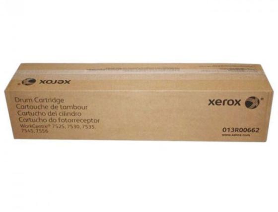 Фото - Фотобарабан Xerox 013R00662 для WC 75xx 125000стр фотобарабан xerox 108r00777 желтый для wc 6400 30000стр
