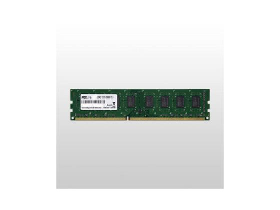 Оперативная память 8Gb PC3-10600 1333MHz DDR3 DIMM Foxline FL1333D3U9-8G jzl memoria pc3 10600 ddr3 1333mhz pc3 10600 ddr 3 1333 mhz 8gb lc9 240 pin desktop pc computer dimm memory ram for amd cpu