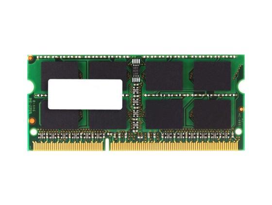 Оперативная память для ноутбуков SO-DDR3 4Gb PC12800 1600MHz Foxline FL1600D3S11S1-4G CL11