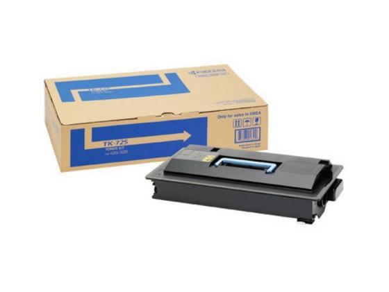Картридж Kyocera TK-725 для TASKalfa 420i/520i Черный 34000стр