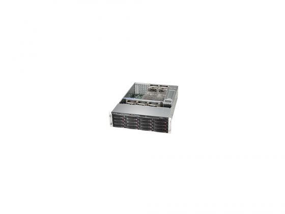 Серверный корпус 3U Supermicro CSE-836BE16-R920B 920 Вт чёрный cse 745tq r920b