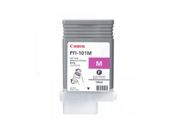 Картридж Canon PFI-101 M для iPF5100 пурпурный canon pt 101