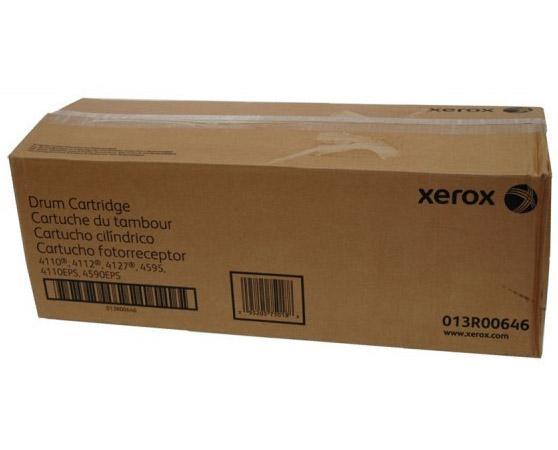 Фотобарабан Xerox 013R00653 013R00646 для Xerox WC4110/4595 genuine 604k23660 059k26570 604k23670 paper pickup feed roller for xerox dcc 4110 1100 900 4595 4112 4127 7550 700 dc4110 1110