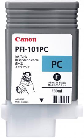Фото - Картридж Canon PFI-101 PC для iPF5100 фото-голубой фото