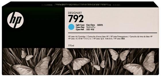 Картридж HP CN709A №792 для Designjet L26500 светло-голубой цены онлайн