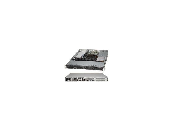 Серверный корпус Supermicro CSE-815TQ-R700WB 1U E-ATX 12''x13'' 4x3.5'' HotSwap SAS/SATA SES2 700Вт черный 37pcs diamond cutting disc for dremel tools accessories mini saw blade diamond grinding wheel set rotary tool wheel circular saw