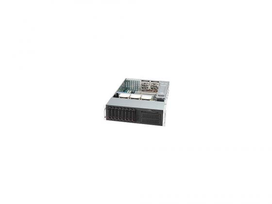 Серверный корпус 3U Supermicro CSE-835TQ-R800B 800 Вт чёрный серверный корпус 3u aic j3016 01 549 вт чёрный