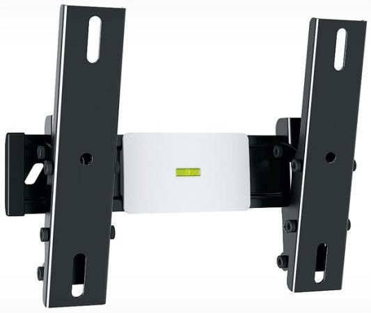 Кронштейн Holder LCD-T2611-B черный для ЖК ТВ 22-47 настенный от стены 60мм наклон -19°/+22° VESA 200x200 до 30 кг holder lcd t2609 b для 22 47 металлик
