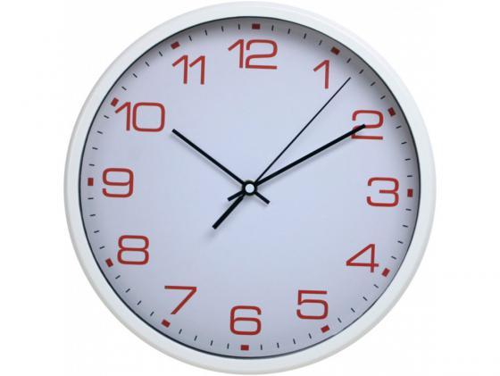 Часы Бюрократ WallC-R07P/white настенные аналоговые белый часы nixon porter nylon gold white red