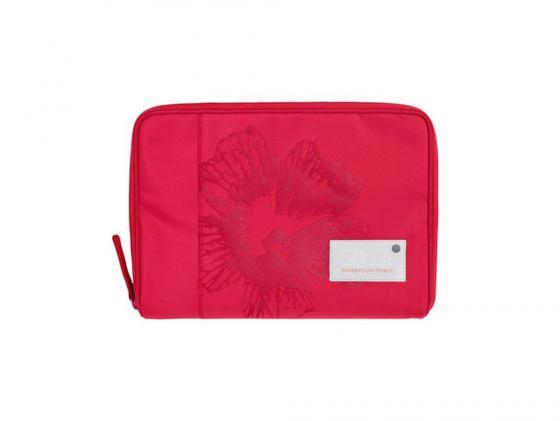 Чехол для планшета 10.1 Golla G1304 MADRID полиэстер розовый стоимость