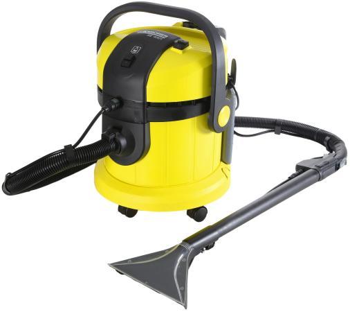 Пылесос Karcher SE 4001 с мешком сухая и влажная уборка 1400Вт желтый 1.081.-130.0 моющий пылесос karcher se 5 100 1 081 200 0
