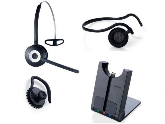 Гарнитура Jabra PRO 920 Mono DECT NC WB 920-25-508-101 гарнитура jabra pro 935 ms mono bluetooth 935 15 503 201