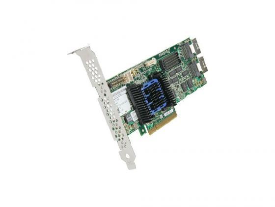 Контроллер Adaptec ASR-6805 PCI-E SAS 2270100-R все цены