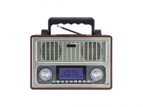 Радиоприемник Сигнал БЗРП РП-311 дерево 14909 сигнал бзрп рп 318