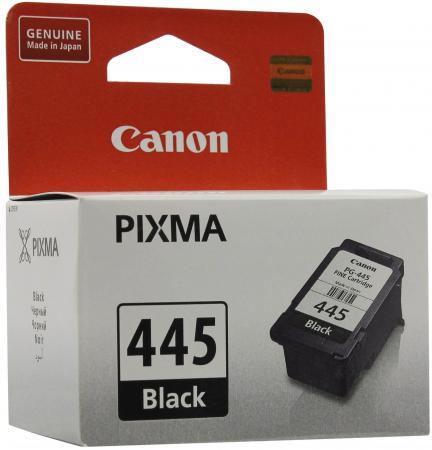 Картридж Canon PG-445 для Pixma MX924 черный картридж canon pg 40 черный pixma mp450 mp150 mp170 ip1600 ip2200 ip6210d 0615b025