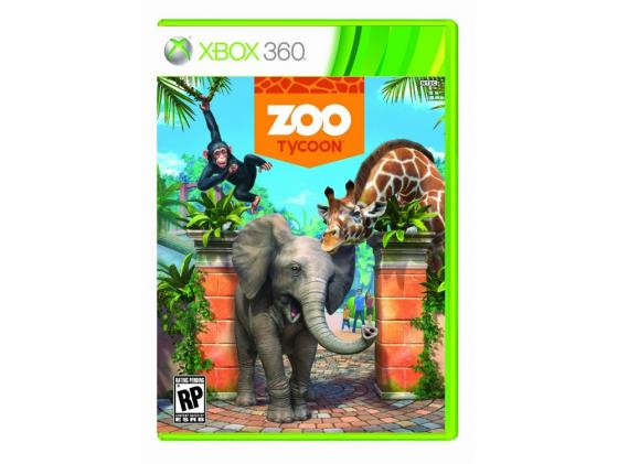 Игра для Xbox 360 Zoo Tycoon E2Y-00014 sleeping dogs definitive edition игра для xbox one
