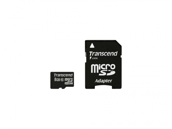 Фото - Карта памяти Micro SDHC 8GB Class 10 Transcend TS8GUSDC10 карта памяти micro sdhc 32gb class 10 transcend ts32gusdhc10v