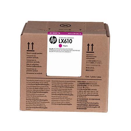 Картридж HP CN671A для HP Latex пурпурный картридж hp pigment ink cartridge 70 black z2100 3100 3200 c9449a