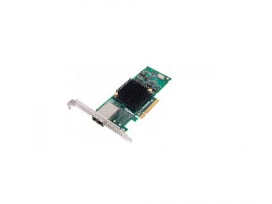 Контроллер SAS Adaptec ASA-7085H PCI-E v3 x8 LP SGL 2278400-R контроллер sas sata lsi megaraid sas9240 4i pci e 2 0 x8 lp sgl lsi00199
