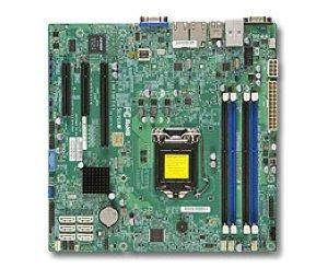 Материнская плата SuperMicro MBD-X10SLM-F-O 1xLGA 1150 C224 4xDIMM 1x PCI-E 3.0 x8 (in x16) 1x PCI-E 2.0 x8 (in x8) 1x PCI-E 2.0 x4 (in x8) 4xSATAIII 2xSATAII Retail good sale pci e 1x slot riser card extender extension ribbon flex relocate cable free shipping may 26