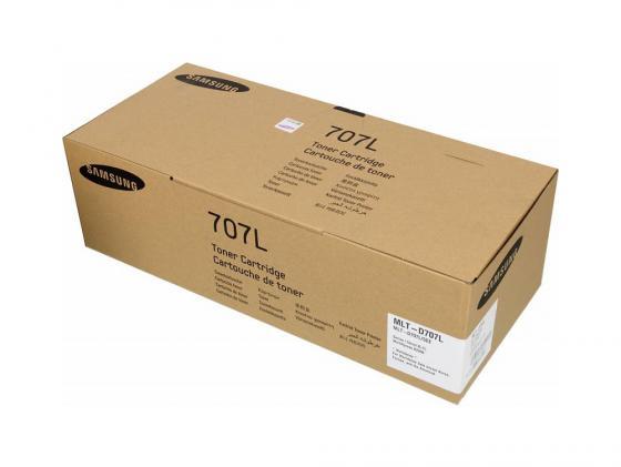 Тонер-Картридж Samsung MLT-D707L/SEE для SL-K2200ND/SL-K2200 черный 10000стр картридж samsung mlt d101s see черный
