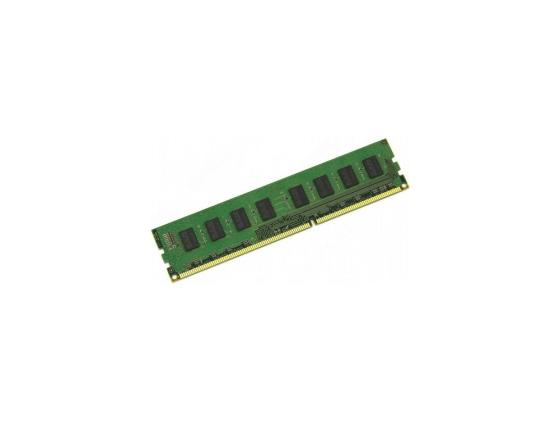 Оперативная память 8Gb (1x8Gb) PC3-12800 1600MHz DDR3 DIMM CL11 Foxline FL1600D3U11-8G оперативная память 8gb pc3 12800 1600mhz ddr3 dimm ecc kingston cl11 kth pl316e 8g